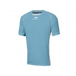 Brankářský dres DELTA SS krátký rukáv - fluo modrá