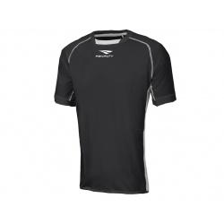 Brankářský dres DELTA SS krátký rukáv - fluo modrý JR