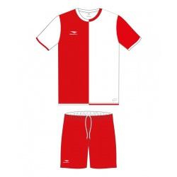 Šortky Nazionale Bílá - Černá