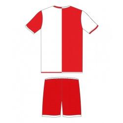 Šortky Nazionale JR Bílá - Zelená