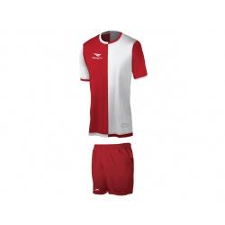 Šortky Nazionale JR Bílá - Červená