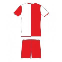 Šortky Nazionale JR Žlutá - Zelená