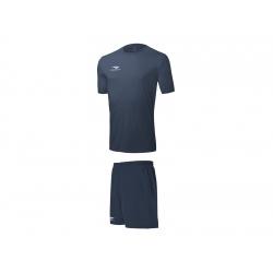 Šortky Nazionale JR Červená - Bílá