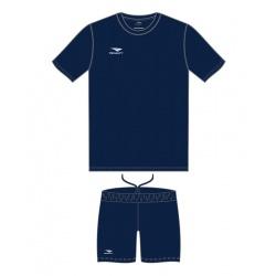 Šortky Nazionale JR Zelená - Bílá