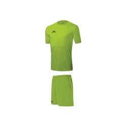 Šortky Nazionale JR Černá - Žlutá