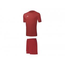 Šortky Nazionale JR Černá - Oranžová